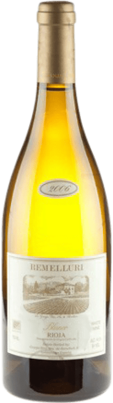 139,95 € Free Shipping | White wine Ntra. Sra de Remelluri Crianza D.O.Ca. Rioja The Rioja Spain Grenache White, Roussanne, Muscatel, Viognier, Chardonnay, Sauvignon White, Marsanne Magnum Bottle 1,5 L
