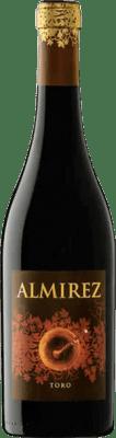 14,95 € Kostenloser Versand | Rotwein Teso La Monja Almirez Crianza D.O. Toro Kastilien und León Spanien Tempranillo Flasche 75 cl