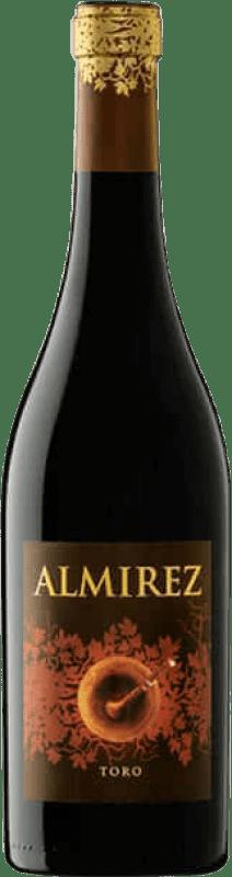 14,95 € Envoi gratuit | Vin rouge Teso La Monja Almirez Crianza D.O. Toro Castille et Leon Espagne Tempranillo Bouteille 75 cl
