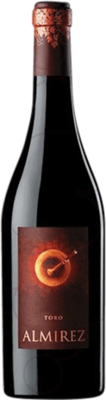 15,95 € Envoi gratuit | Vin rouge Teso La Monja Almirez Crianza D.O. Toro Castille et Leon Espagne Tempranillo Bouteille 75 cl