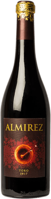 17,95 € Free Shipping | Red wine Teso La Monja Almirez Crianza D.O. Toro Castilla y León Spain Tempranillo Bottle 75 cl