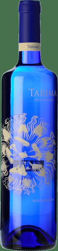 6,95 € Free Shipping | White wine Volver Tarima Mediterráneo Joven D.O. Alicante Levante Spain Muscatel, Merseguera Bottle 75 cl