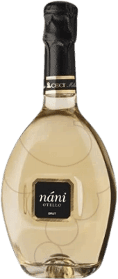 9,95 € Kostenloser Versand   Weißer Sekt Ceci Otello Náni Brut Joven Otras D.O.C. Italia Italien Chardonnay Flasche 75 cl