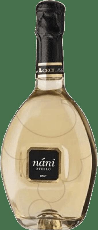 9,95 € Envoi gratuit | Blanc moussant Ceci Otello Náni Brut Joven Otras D.O.C. Italia Italie Chardonnay Bouteille 75 cl