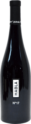 19,95 € Kostenloser Versand   Rotwein Habla Nº 17 I.G.P. Vino de la Tierra de Extremadura Andalucía y Extremadura Spanien Cabernet Sauvignon, Cabernet Franc, Petit Verdot Flasche 75 cl