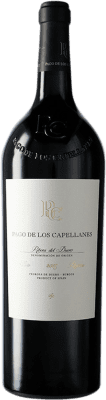 63,95 € Envoi gratuit | Vin rouge Pago de los Capellanes Reserva D.O. Ribera del Duero Castille et Leon Espagne Tempranillo, Cabernet Sauvignon Bouteille Magnum 1,5 L