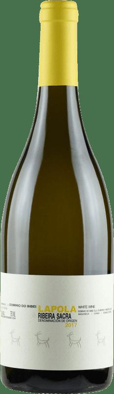 18,95 € Envío gratis   Vino blanco Dominio do Bibei La Pola Crianza D.O. Ribeira Sacra Galicia España Botella 75 cl
