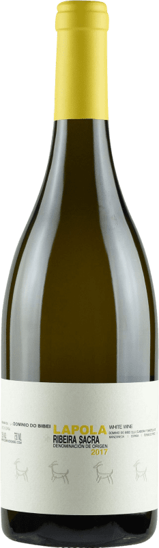 19,95 € Free Shipping | White wine Dominio do Bibei La Pola Crianza D.O. Ribeira Sacra Galicia Spain Bottle 75 cl
