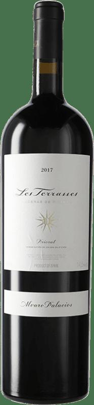 76,95 € Free Shipping | Red wine Álvaro Palacios Les Terrasses Crianza D.O.Ca. Priorat Catalonia Spain Syrah, Grenache, Cabernet Sauvignon, Mazuelo, Carignan Magnum Bottle 1,5 L