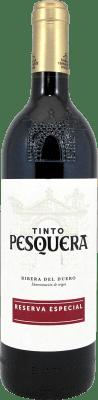 38,95 € Free Shipping | Red wine Pesquera Especial Reserva D.O. Ribera del Duero Castilla y León Spain Tempranillo Bottle 75 cl