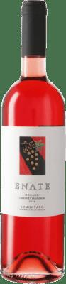 8,95 € Free Shipping | Rosé wine Enate Rosat Joven D.O. Somontano Aragon Spain Cabernet Sauvignon Bottle 75 cl