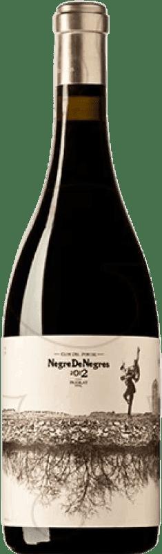 107,95 € Free Shipping | Red wine Portal del Priorat Negre de Negres Crianza D.O.Ca. Priorat Catalonia Spain Syrah, Grenache, Cabernet Sauvignon, Mazuelo, Carignan Jéroboam Bottle-Double Magnum 3 L