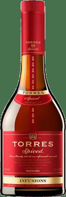 14,95 € Envío gratis | Brandy Torres Spiced Infusions España Botella 70 cl