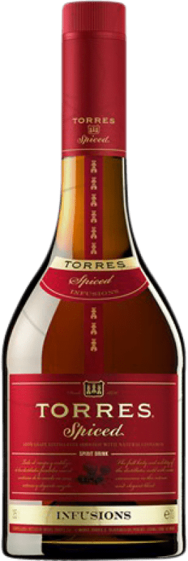 16,95 € Free Shipping | Brandy Torres Spiced Infusions Spain Bottle 70 cl