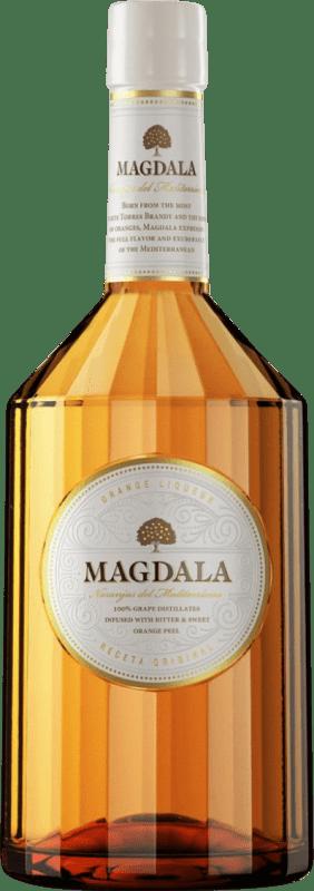 22,95 € Free Shipping | Triple Dry Torres Magdala Orange Spain Bottle 70 cl