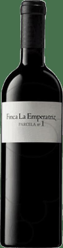 39,95 € Envío gratis | Vino tinto Hernáiz Finca la Emperatriz Parcela Nº 1 D.O.Ca. Rioja La Rioja España Tempranillo Botella 75 cl