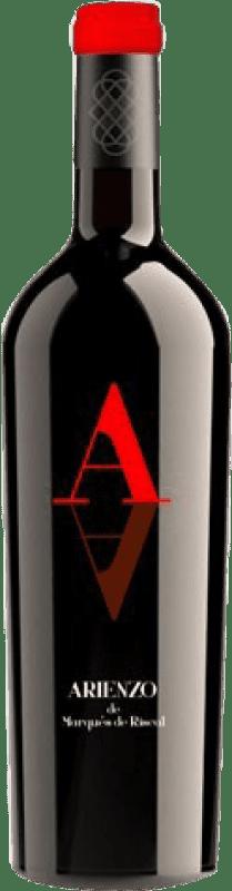 16,95 € Envoi gratuit   Vin rouge Marqués de Riscal Arienzo de Riscal Crianza D.O.Ca. Rioja La Rioja Espagne Tempranillo, Graciano, Mazuelo, Carignan Bouteille Magnum 1,5 L