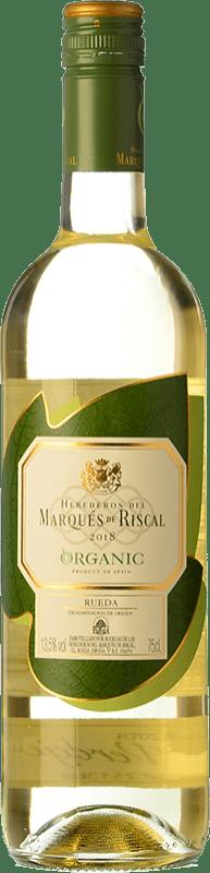 19,95 € Free Shipping | White wine Marqués de Riscal Joven D.O. Rueda Castilla y León Spain Verdejo Magnum Bottle 1,5 L