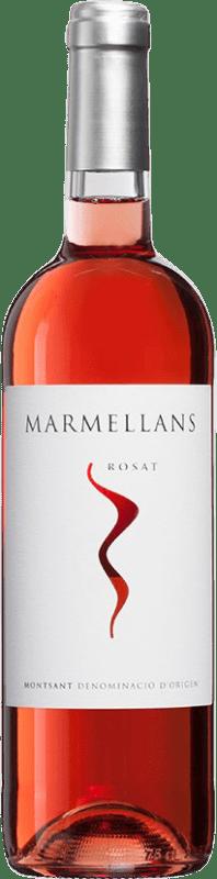 4,95 € Envío gratis | Vino rosado Capçanes Marmellans Joven D.O. Montsant Cataluña España Botella 75 cl