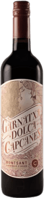 11,95 € Envio grátis | Vinho fortificado Capçanes Dolça Doce D.O. Montsant Catalunha Espanha Grenache, Grenache Branca Garrafa 75 cl