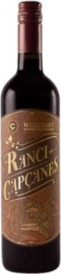 7,95 € Kostenloser Versand | Verstärkter Wein Capçanes Ranci D.O. Montsant Katalonien Spanien Grenache, Grenache Weiß Flasche 75 cl