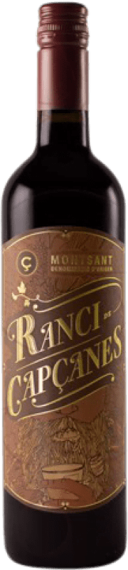 8,95 € Free Shipping | Fortified wine Capçanes Ranci D.O. Montsant Catalonia Spain Grenache, Grenache White Bottle 75 cl