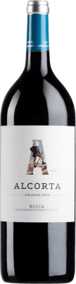 13,95 € Free Shipping | Red wine Campo Viejo Alcorta Crianza D.O.Ca. Rioja The Rioja Spain Tempranillo Magnum Bottle 1,5 L