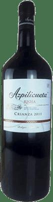 Red wine Campo Viejo Azpilicueta Crianza D.O.Ca. Rioja The Rioja Spain Tempranillo, Graciano, Mazuelo, Carignan Special Bottle 5 L