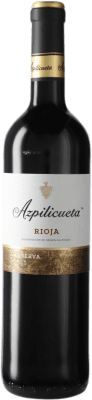 15,95 € Free Shipping | Red wine Campo Viejo Azpilicueta Reserva D.O.Ca. Rioja The Rioja Spain Tempranillo, Graciano, Mazuelo, Carignan Bottle 75 cl