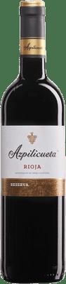 17,95 € Envoi gratuit | Vin rouge Campo Viejo Azpilicueta Reserva D.O.Ca. Rioja La Rioja Espagne Tempranillo, Graciano, Mazuelo, Carignan Bouteille 75 cl