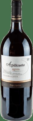 29,95 € Envoi gratuit | Vin rouge Campo Viejo Azpilicueta Reserva D.O.Ca. Rioja La Rioja Espagne Tempranillo, Graciano, Mazuelo, Carignan Bouteille Magnum 1,5 L