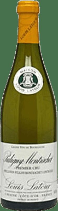 76,95 € Envío gratis   Vino blanco Louis Latour 1er Cru Crianza A.O.C. Chassagne-Montrachet Francia Chardonnay Botella 75 cl