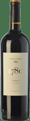 27,95 € Envoi gratuit | Vin rouge Castell del Remei N.1780 Reserva D.O. Costers del Segre Catalogne Espagne Tempranillo, Grenache, Cabernet Sauvignon Bouteille 75 cl
