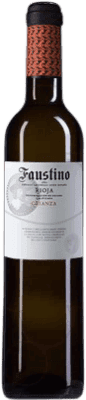 4,95 € Free Shipping | Red wine Faustino Crianza D.O.Ca. Rioja The Rioja Spain Tempranillo Half Bottle 50 cl