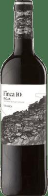3,95 € Envoi gratuit | Vin rouge Faustino Finca 10 Crianza D.O.Ca. Rioja La Rioja Espagne Tempranillo Bouteille 75 cl