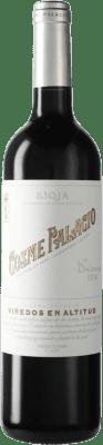 11,95 € Kostenloser Versand | Rotwein Palacio Cosme Palacio Crianza D.O.Ca. Rioja La Rioja Spanien Flasche 75 cl
