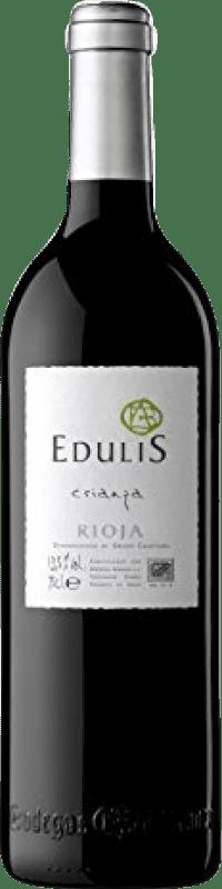 9,95 € Envoi gratuit | Vin rouge Altanza Edulis Crianza D.O.Ca. Rioja La Rioja Espagne Bouteille Magnum 1,5 L