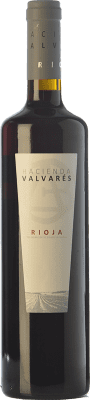 6,95 € Free Shipping | Red wine Altanza Hacienda Valvares Crianza D.O.Ca. Rioja The Rioja Spain Tempranillo Bottle 75 cl