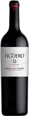 11,95 € Envoi gratuit   Vin rouge Figuero 12 meses Crianza D.O. Ribera del Duero Castille et Leon Espagne Tempranillo Demi Bouteille 37 cl