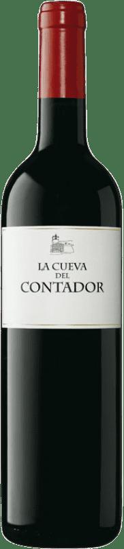 64,95 € Envoi gratuit | Vin rouge Contador La Cueva D.O.Ca. Rioja La Rioja Espagne Bouteille 75 cl