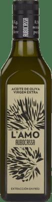 14,95 € Envío gratis | Aceite Bodegas Roda l'Amo Aubocassa España Media Botella 50 cl