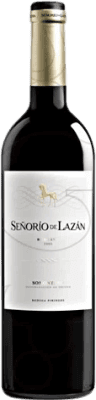 24,95 € Free Shipping | Red wine Pirineos Señorío de Lazán Reserva D.O. Somontano Aragon Spain Tempranillo, Cabernet Sauvignon, Moristel Magnum Bottle 1,5 L