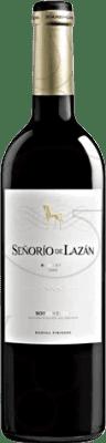 Vin rouge Pirineos Señorío de Lazán Reserva 2007 D.O. Somontano Aragon Espagne Tempranillo, Cabernet Sauvignon, Moristel Bouteille Magnum 1,5 L