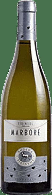 15,95 € Envío gratis   Vino blanco Pirineos Marbore Crianza D.O. Somontano Aragón España Botella 75 cl