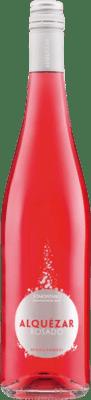 5,95 € Free Shipping | Rosé wine Pirineos Alquezar Joven D.O. Somontano Aragon Spain Tempranillo, Grenache, Moristel Bottle 75 cl