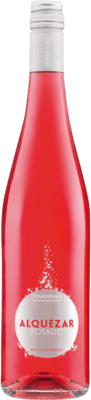 6,95 € Envoi gratuit | Vin rose Pirineos Alquezar Joven D.O. Somontano Aragon Espagne Tempranillo, Grenache, Moristel Bouteille 75 cl