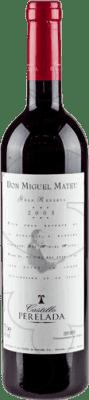 15,95 € Free Shipping | Red wine Perelada Don Miguel Mateu Especial Reserva D.O. Empordà Catalonia Spain Merlot, Syrah, Grenache, Cabernet Sauvignon, Mazuelo, Carignan Bottle 75 cl