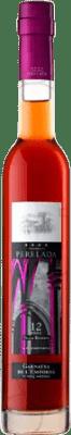 17,95 € Kostenloser Versand | Verstärkter Wein Perelada 12 Años Vella Reserva D.O. Empordà Katalonien Spanien Grenache Weiß, Garnacha Roja Halbe Flasche 37 cl