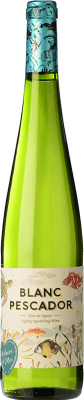 3,95 € Free Shipping | White sparkling Perelada Pescador Catalonia Spain Macabeo, Xarel·lo, Parellada Bottle 75 cl | Thousands of wine lovers trust us to get the best price guarantee, free shipping always and hassle-free shopping and returns.