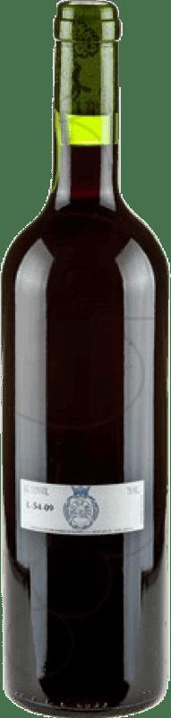 4,95 € Envío gratis | Vino tinto Dominio de Eguren Joven La Rioja España Tempranillo Botella 75 cl